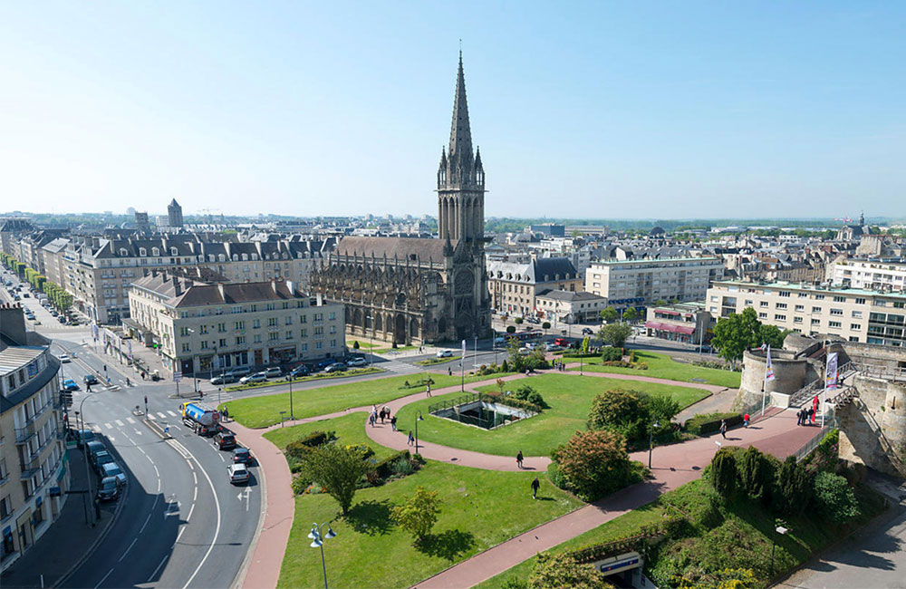 La proximité d'une grande ville universitaire normande