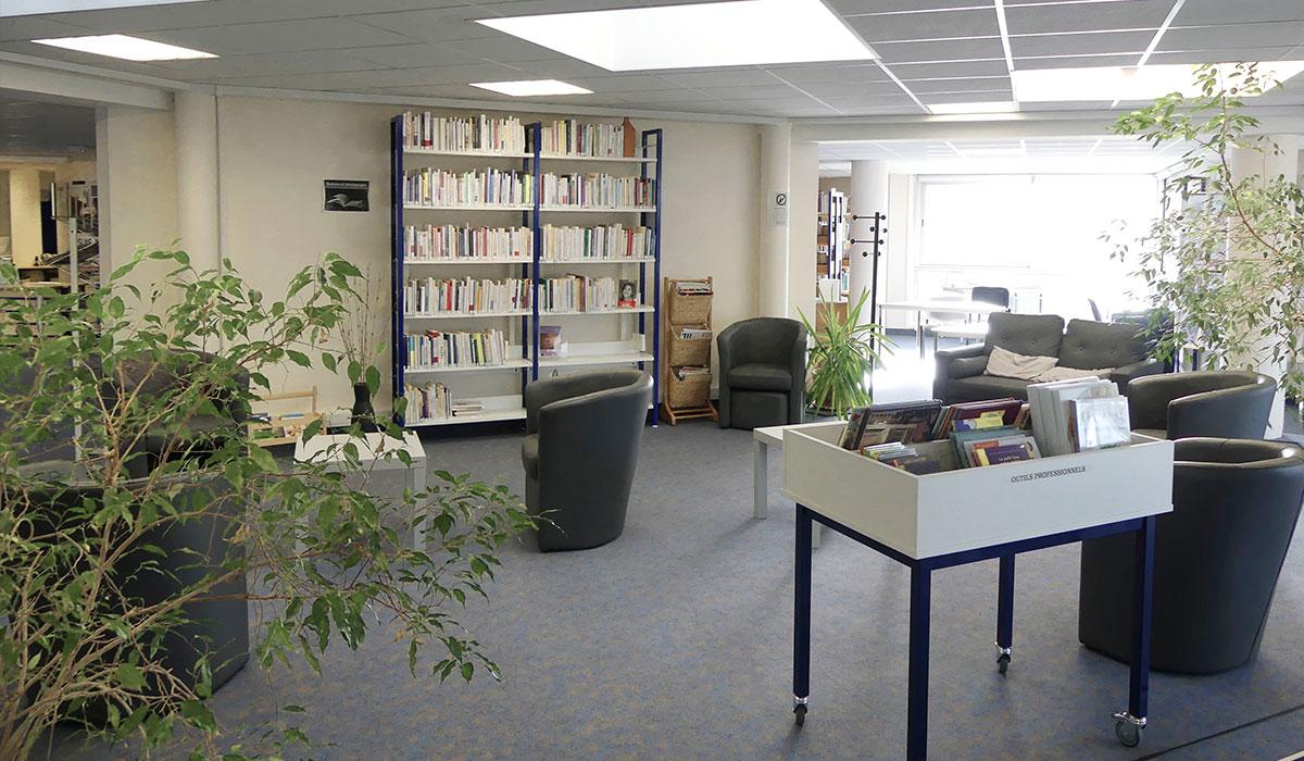 Le portail du Centre de Ressources Documentaires